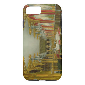 The Gothic Dining Room at Carlton House from Pyne' iPhone 8/7 Case