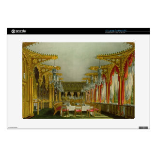 The Gothic Dining Room at Carlton House from Pyne' Laptop Skins