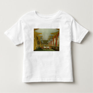 The Gothic Dining Room at Carlton House from Pyne' Toddler T-shirt