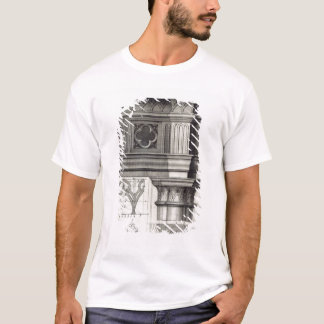 The Gothic Entablature T-Shirt