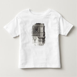 The Gothic Entablature Toddler T-shirt