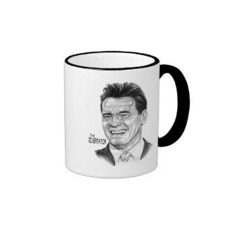 The Governator Ringer Mug