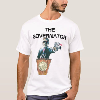 THE GOVERNATOR T-Shirt