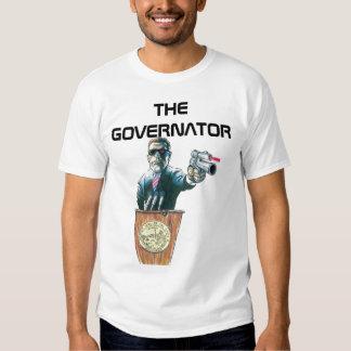 THE GOVERNATOR TEE SHIRT