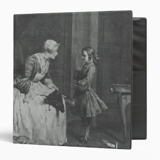 The Governess, 1739 3 Ring Binder