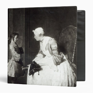 The Governess, 1739 Vinyl Binders