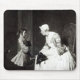 The Governess, 1739 Mouse Pad