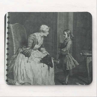 The Governess, 1739 Mousepads