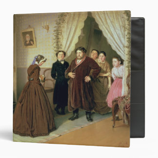 The Governess Arriving at the Merchant's House Binder