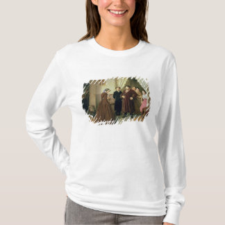 The Governess Arriving at the Merchant's House T-Shirt