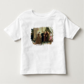 The Governess Arriving at the Merchant's House Toddler T-shirt