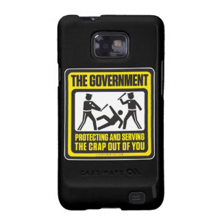 The Government Protecting And Serving Galaxy S2 Case