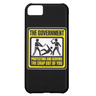 The Government Protecting And Serving iPhone 5C Case