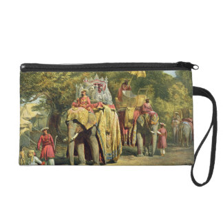 The Governor-General's State Howdah, 1863 (chromol Wristlet Clutch