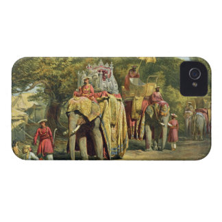 The Governor-General's State Howdah, 1863 (chromol iPhone 4 Case