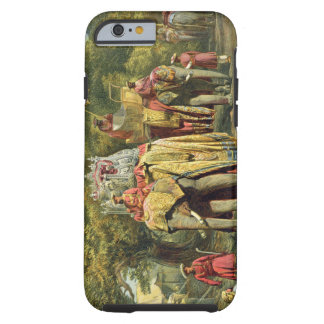 The Governor-General's State Howdah, 1863 (chromol Tough iPhone 6 Case