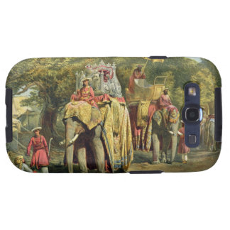 The Governor-General's State Howdah, 1863 (chromol Galaxy S3 Cases