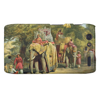 The Governor-General's State Howdah, 1863 (chromol Droid RAZR Cases
