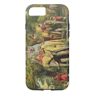 The Governor-General's State Howdah, 1863 (chromol iPhone 7 Case