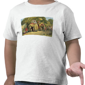 The Governor-General's State Howdah, 1863 (chromol Tshirt