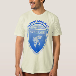 the Governor Svalbard, Norway T-shirt