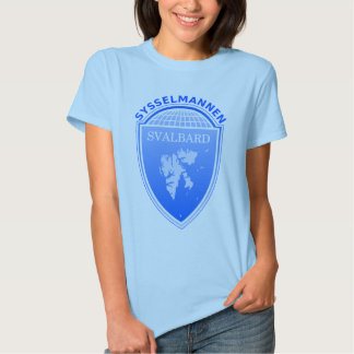 the Governor Svalbard, Norway Tee Shirt