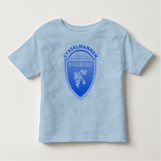 the Governor Svalbard, Norway T Shirts