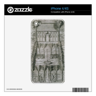 The Governor's Palace on the Island of Dominica (e iPhone 4 Skins