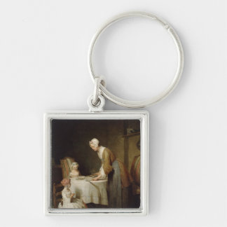 The Grace, 1740 2 Keychain