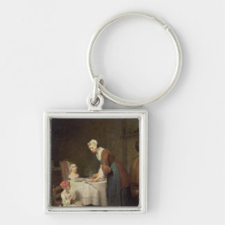 The Grace, 1740 Keychain