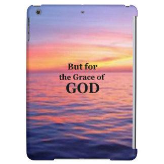 The Grace of God. iPad Air Case