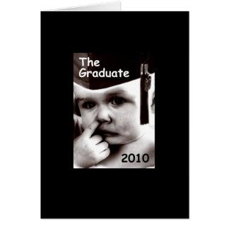 the graduate card