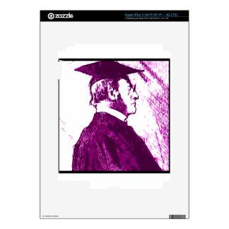 The Graduate iPad 3 Decal