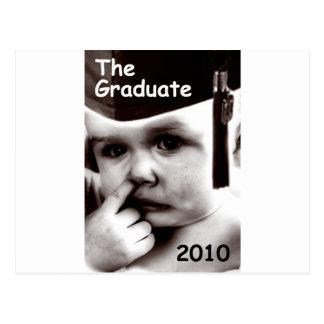 the graduate postcard