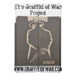 The Graffiti of War Project: National Gallery Tour Cover For The iPad Mini