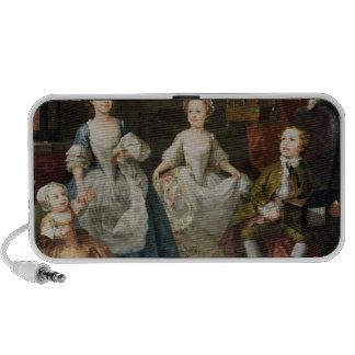 The Graham Children, 1742 Portable Speakers