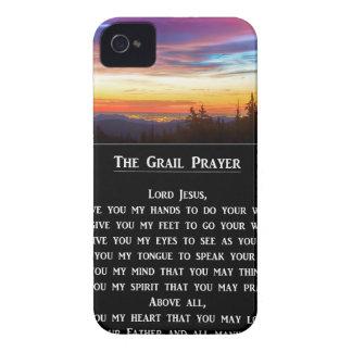 The Grail Prayer iPhone 4 Case-Mate Case