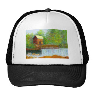 The Grain Mill, Hat