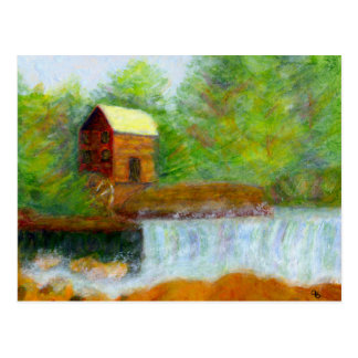 The Grain Mill, Postcard