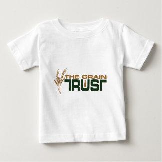 The Grain Trust Logo - Color Baby T-Shirt