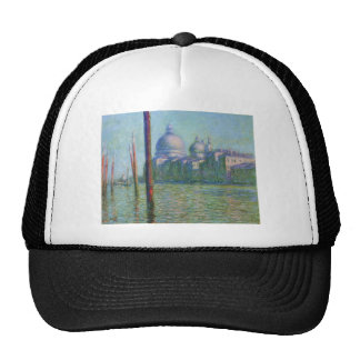 The Grand Canal 03 by Claude Monet Trucker Hat