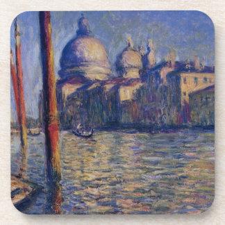 The Grand Canal and Santa Maria della Salute Beverage Coaster