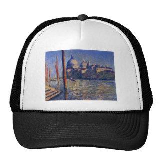The Grand Canal and Santa Maria della Salute Trucker Hat