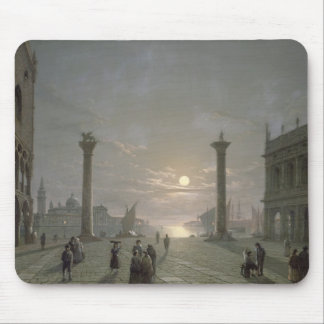 The Grand Canal From Piazza San Marco Mouse Pad