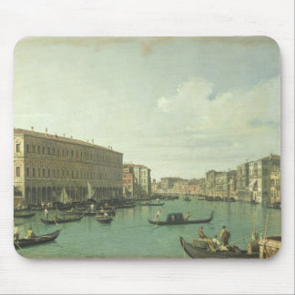 The Grand Canal from the Rialto Bridge Mouse Pad