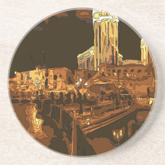 The Grand Canal in the Venetian, Las Vegas Nevada Coaster