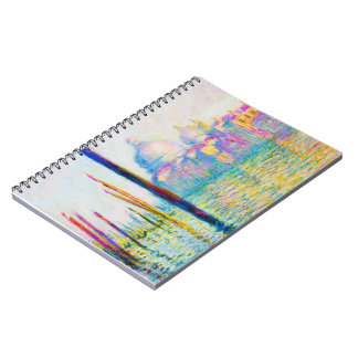 The Grand Canal in Venice Claude Monet Notebook