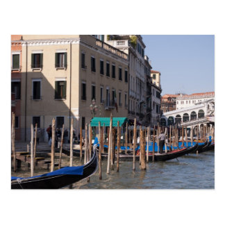 The Grand Canal in Venice Italy Postcard