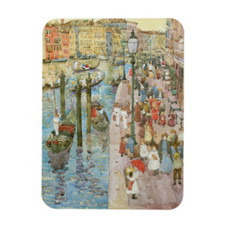 The Grand Canal, Venice Vinyl Magnets