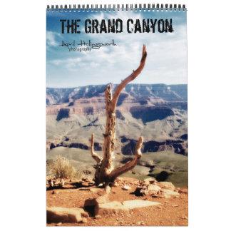 The Grand Canyon Calendar